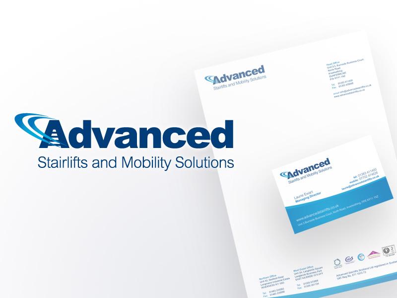 Rebranding project including website redesign*
