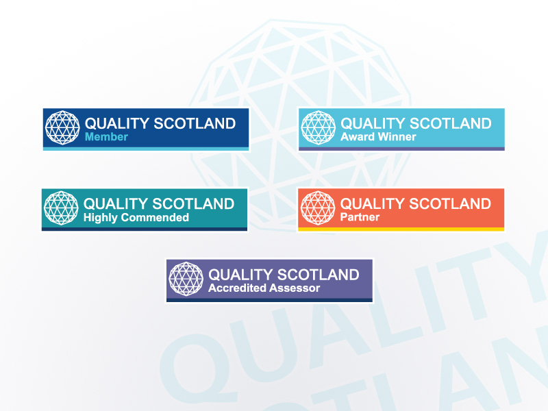 Sub-brands designed for Quality Scotland