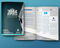 Quality Scotland Awards Brochure 2014